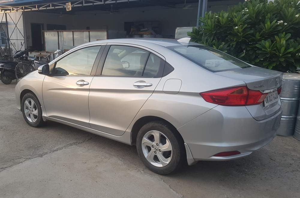 Used Honda City Vx O Diesel In Budaun 2015 Model India At Best