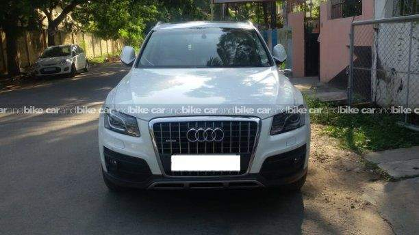 Used Audi Q5 3 0 Tdi Quattro Technology Pack In Coimbatore 2012