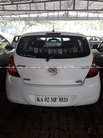Hyundai I20 14 Asta Diesel Rear Right Side Angle View