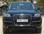 Audi Q7 42 Tdi Quattro Front View