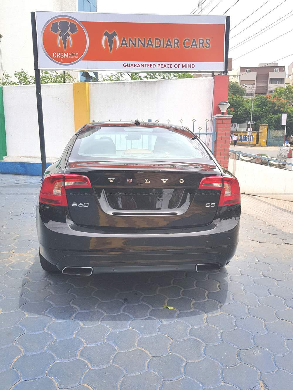 Used Volvo S60 >> Used Volvo S60 D5 In Coimbatore 2015 Model India At Best