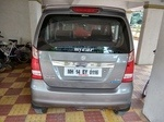 Maruti Suzuki Wagon R Rear View