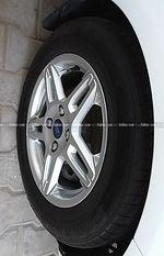 Ford Fiesta 15 Diesel Titanium Left Side View