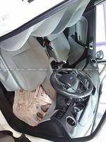 Ford Fiesta 15 Diesel Titanium Rear View