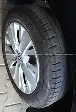 Volkswagen Vento 15 L Tdi Highline Diesel Rear Right Side Angle View