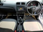 Volkswagen Ameo 12l Mpi Petrol Trendline Rear Left Side Angle View