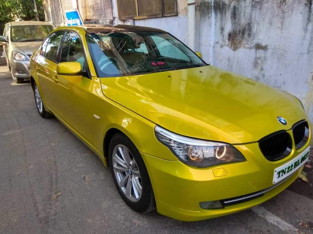 Used Bmw 5 Series 520d Luxury Line In Chennai 2010 Model