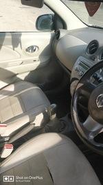 Nissan Micra Front Left Rim