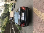 Mercedes Benz C Class Rear Right Side Angle View