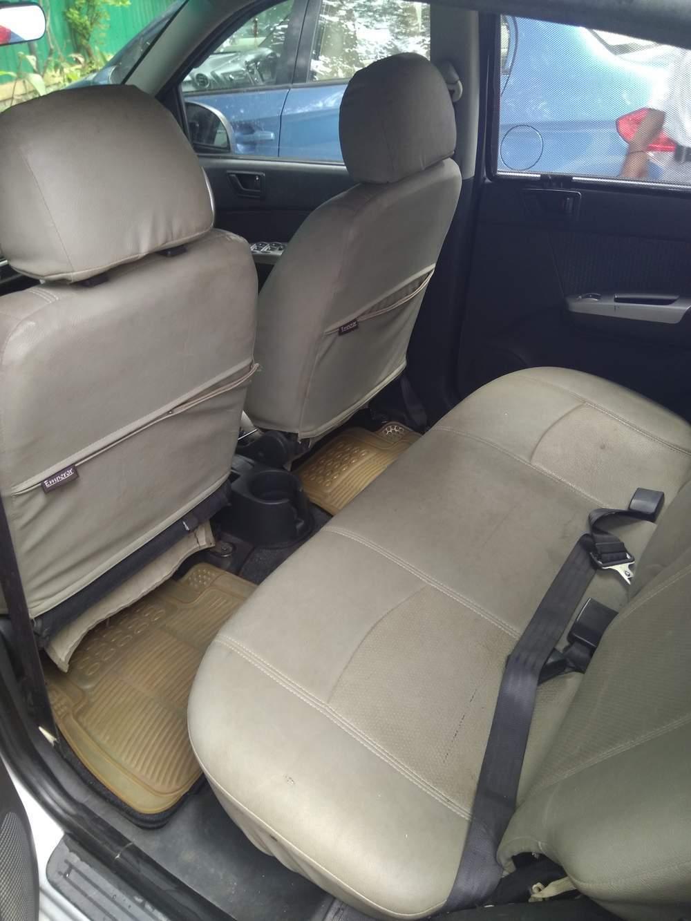 Hyundai Getz Left Side View