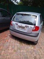 Hyundai Getz Rear View