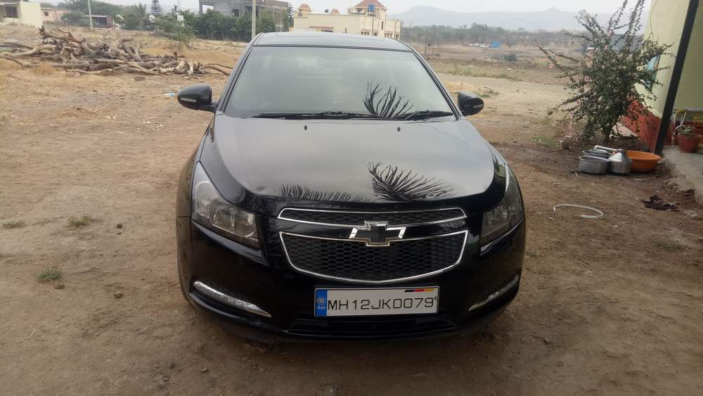 Chevrolet Cruze Left Side View