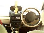 Chevrolet Spark Rear View