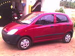 Chevrolet Spark Right Side View