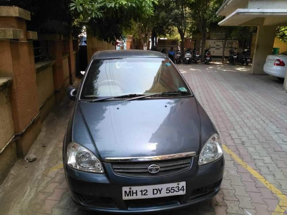 Tata Indica V2 Xeta Left Side View
