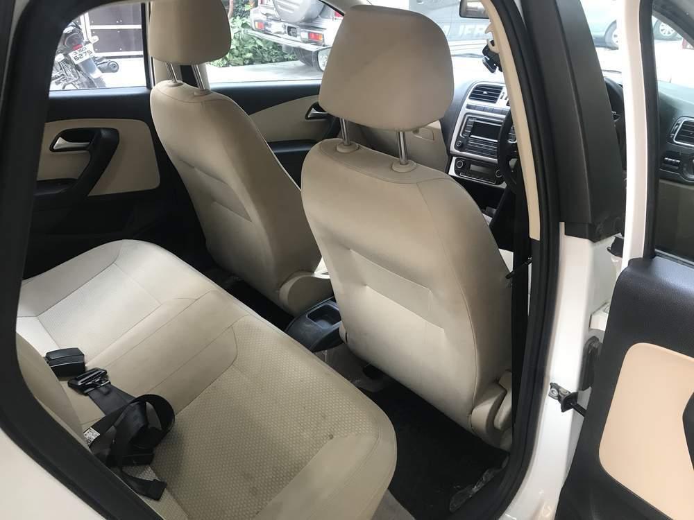 Volkswagen Ameo Left Side View