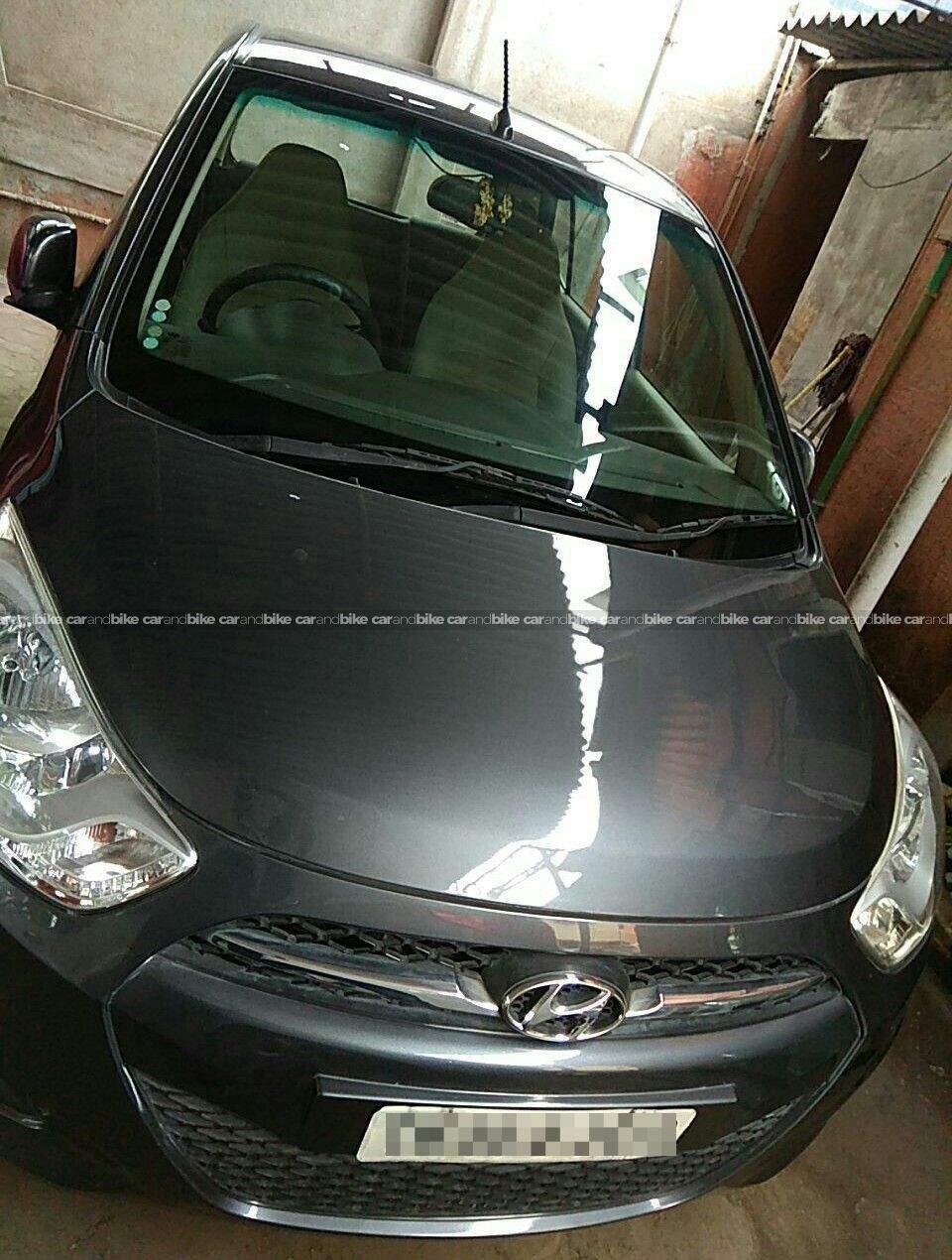 Hyundai I10 12 Magna Mt Front View