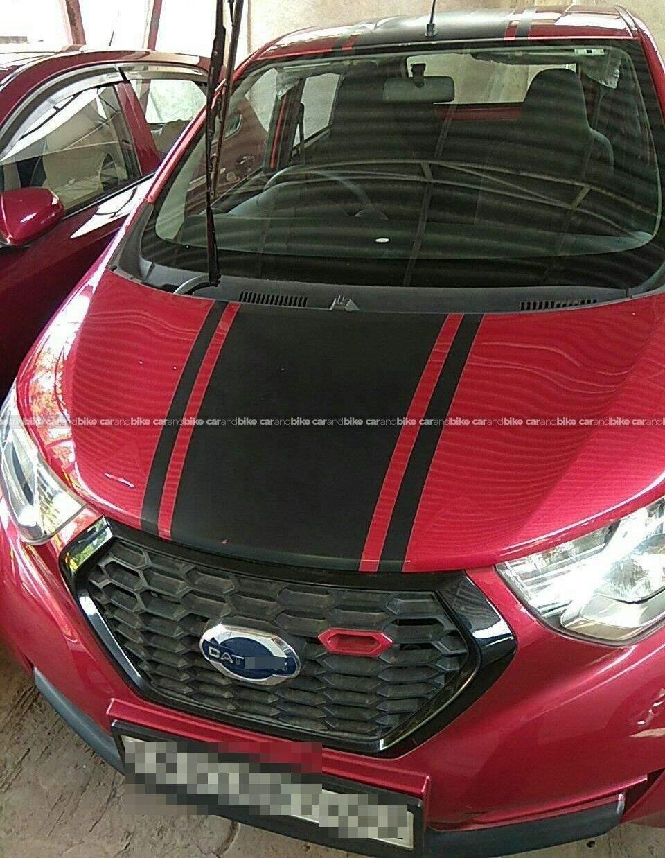 Datsun Redi Go T Front View
