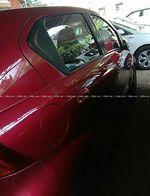 Datsun Redi Go T Front Right Side Angle View