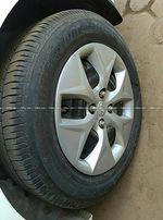 Hyundai Verna 14 Vtvt E Front Right Rim