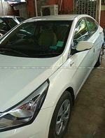Hyundai Verna 14 Vtvt E Rear Right Rim