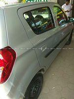 Maruti Suzuki Alto 800 Lxi Front Right Side Angle View