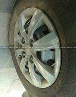Hyundai Eon Era Plus Front Right Rim