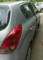 Hyundai I20 14 Sportz Diesel Front Right Side Angle View