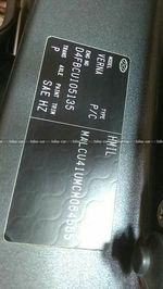 Hyundai Fluidic Verna 16 Crdi Sx At Rear Left Rim