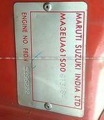 Maruti Suzuki Alto 800 Vxi Right Side View
