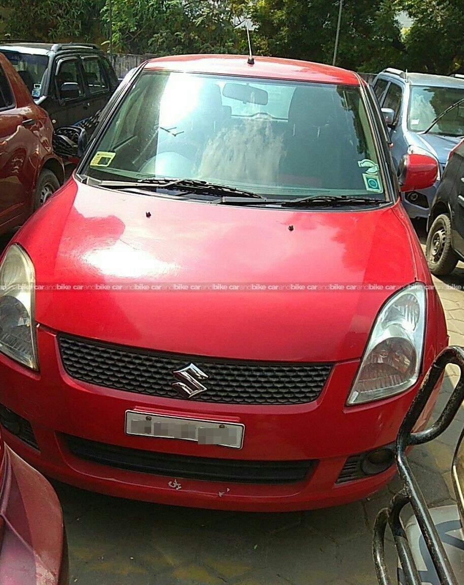 Maruti Suzuki Swift Ldi Front View