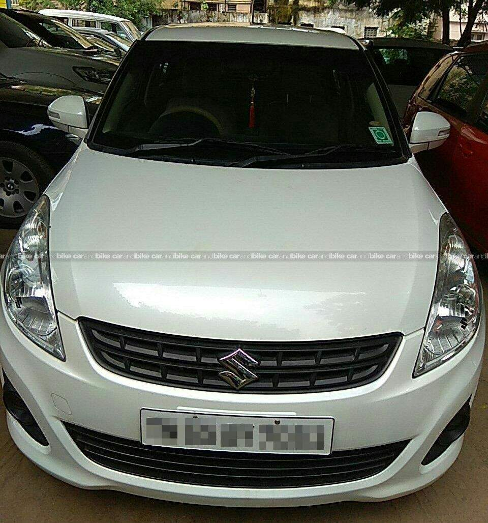 Maruti Suzuki Swift Dzire Vxi Front View