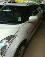 Maruti Suzuki Swift Dzire Vxi Front Right Rim