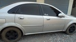 Chevrolet Optra Rear Left Side Angle View