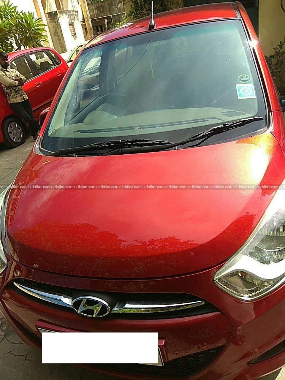 Hyundai I10 Sportz 11 Irde2 Front View
