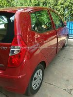 Hyundai I10 Sportz 11 Irde2 Front Right Side Angle View
