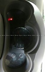Toyota Fortuner 27 4x2 At Rear Left Side Angle View