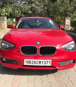 Bmw 1 Series Front Left Rim