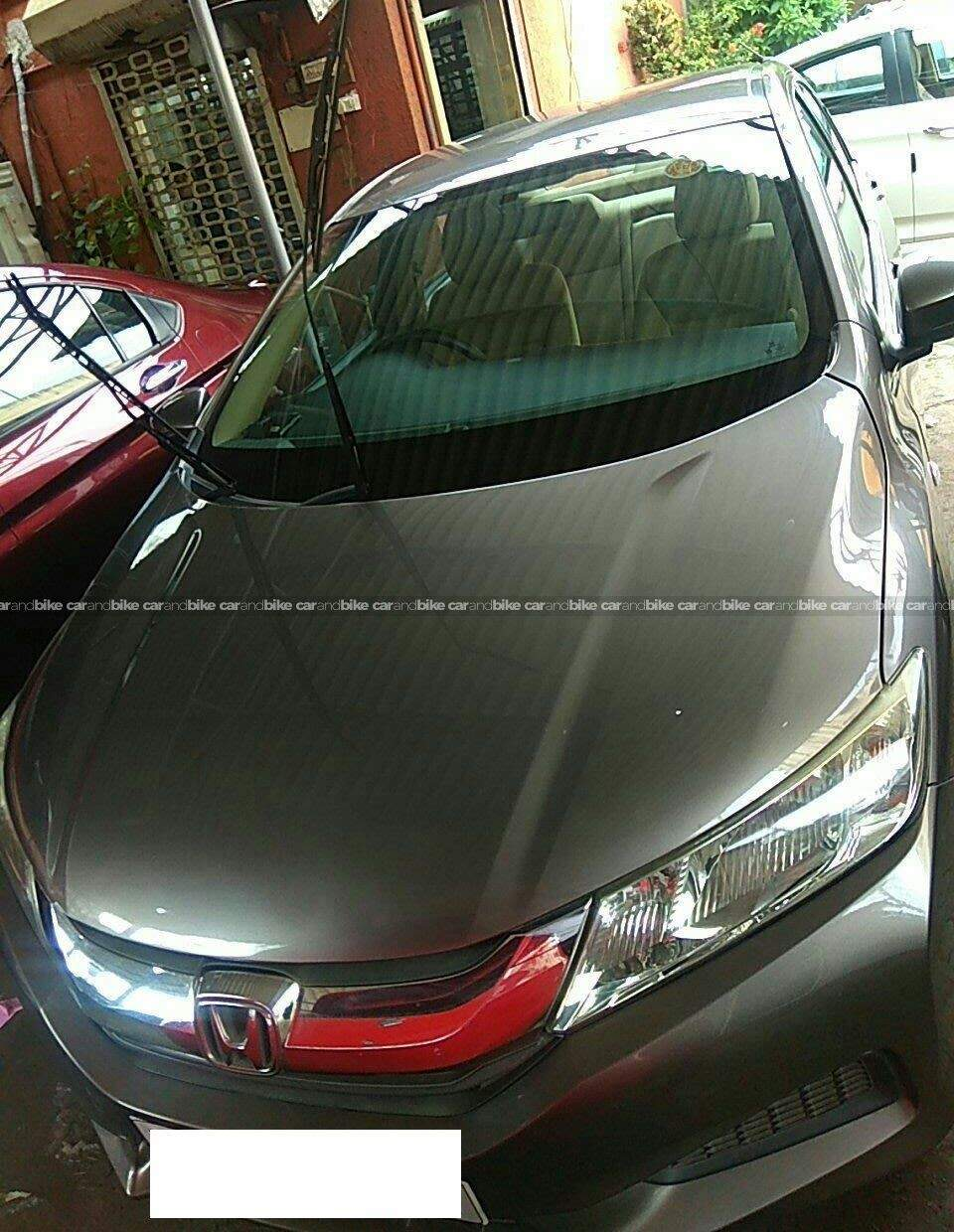 Honda City Sv Mt Diesel Front View