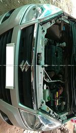Maruti Suzuki Wagon R Vxi Rear Left Rim