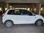 Ford Figo Rear View