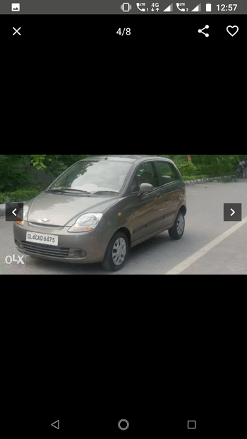 Used Chevrolet Spark Cars In New Delhi Second Hand Chevrolet Spark