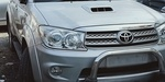 Toyota Fortuner Left Side View