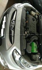Hyundai Verna 16 Crdi Sx Mt Trunk Interior