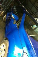 Ford Ecosport 10l Petrol Ecoboost Titanium Front View