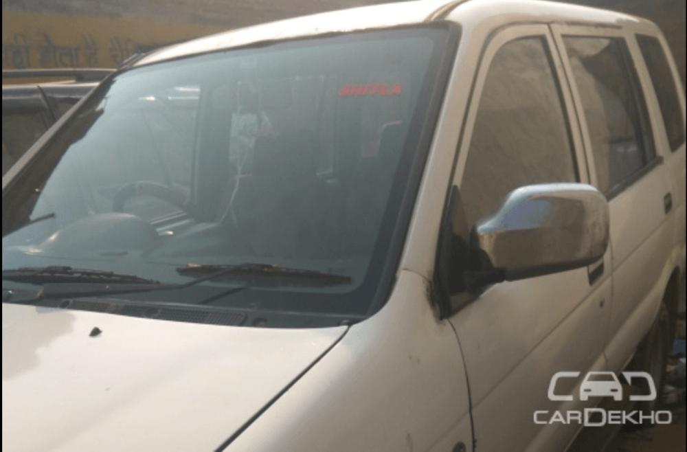 Used Chevrolet Tavera Ny B2 10 Seater Bs Ii In Gwalior 2011 Model