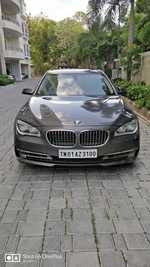 Bmw 7 Series Front Left Rim