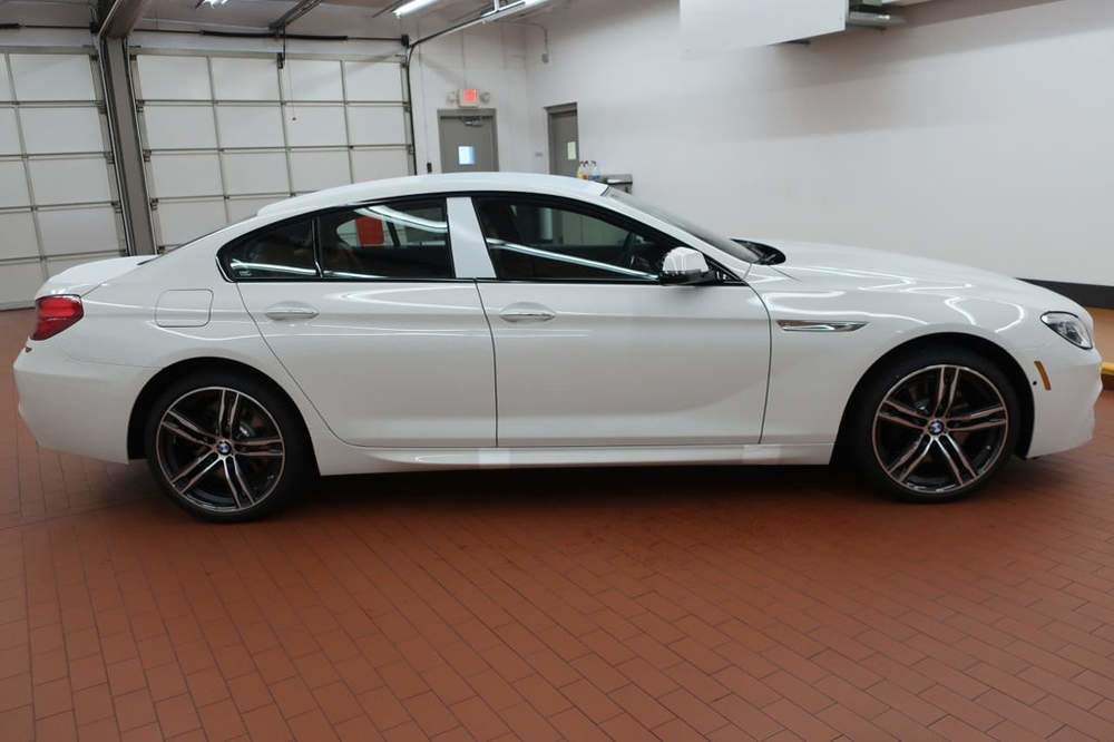 2017 Bmw 6 Series 650i Convertible