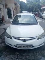 Honda Civic Front Left Rim