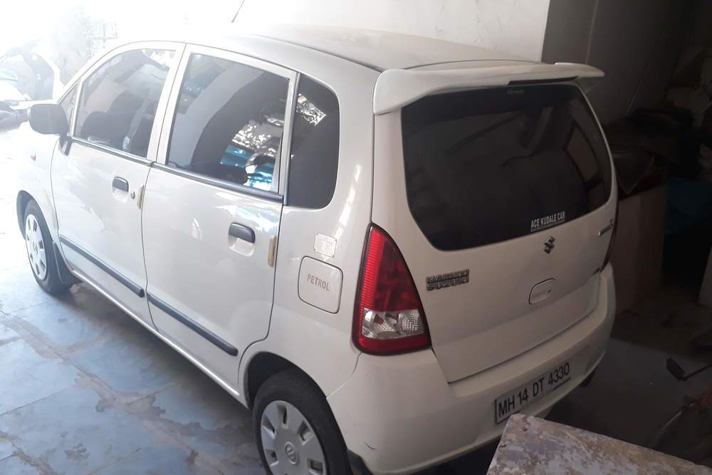 Maruti Suzuki Zen Estilo Left Side View